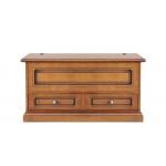 Cassapanca in legno stile classico