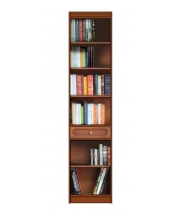 Libreria salvaspazio ripiani regolabili