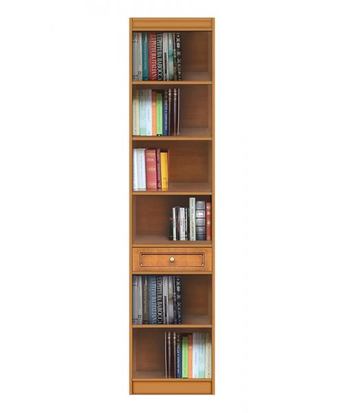 Modulo libreria 1 cassetto, Art. EC-COM-M1