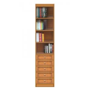 Modulo libreria 1 cassetto e 1 anta, Art. ecomod-13