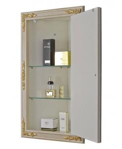 Specchiera contenitore, specchio ad made in Italy