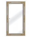 Specchio contenitore, specchiera ad angolo
