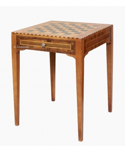 Tavolino scacchiera, tavolino per scacchi