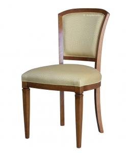 Sedia per sala da pranzo, semplice e resistente