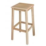 Sgabello da cucina / bar in legno