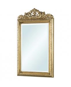 Specchiera in foglia, specchiera intagliata