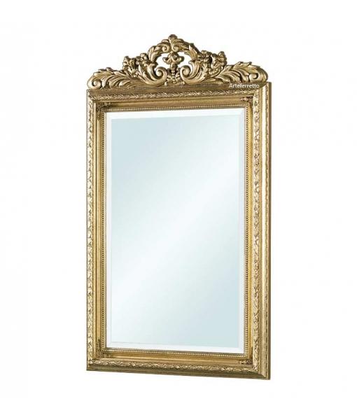 Specchiera in foglia Gran Gala art. F590