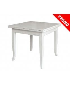 tavolo quadrato, tavolo a libro