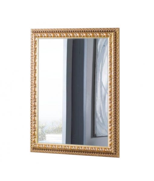 Specchiera antichizzata intagliata, Art. DB-040-1
