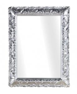 Specchiera argento intagliata classica