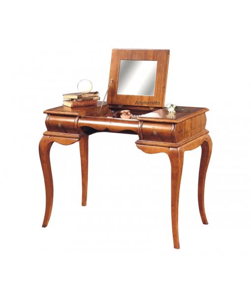 Piccolo scrittoio con ribalta e specchio, Art. P727