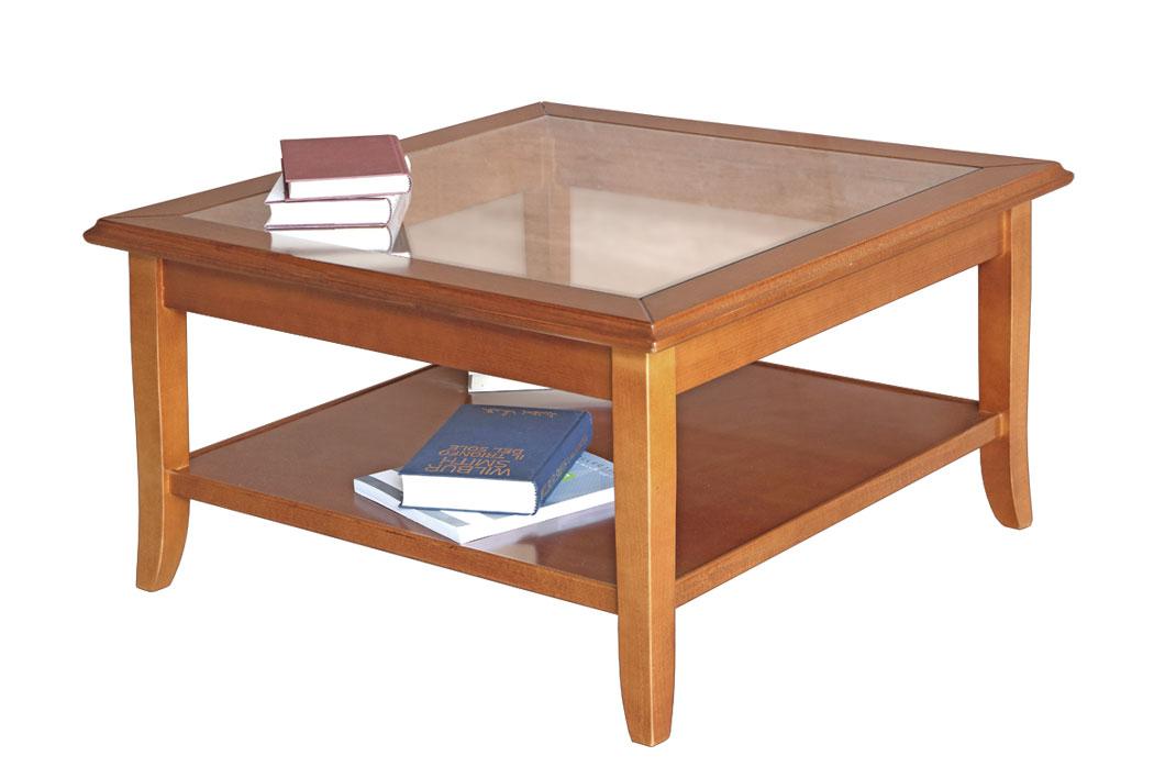 Tavolino classic wood - OFFERTA - ArteFerretto