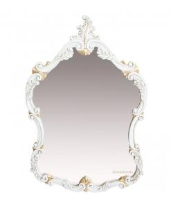 Specchiera di lusso con decori oro, Arteferretto
