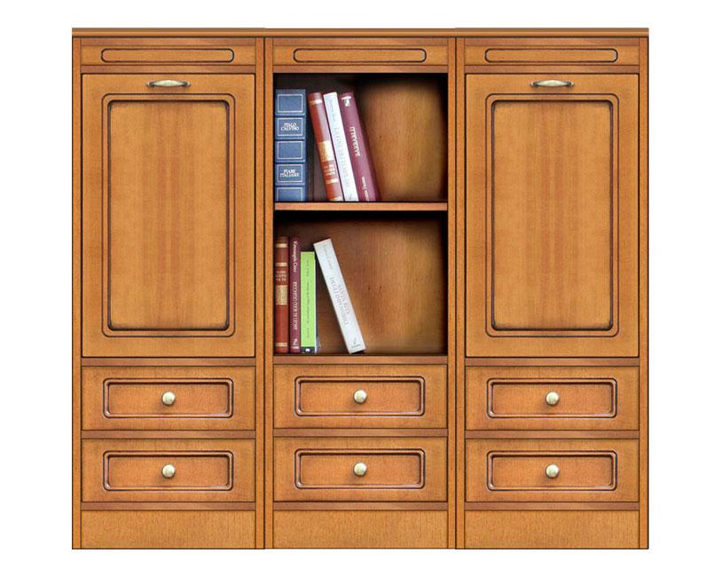 Composizione modulare 6 cassetti e 2 ante, Arteferretto