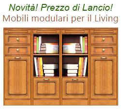 Scopri la nostra nuova collezione di mobili modulari