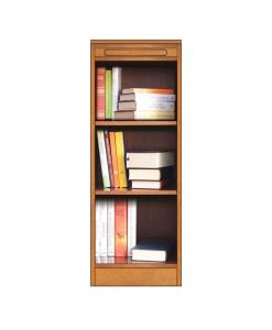 Mobile modulare componibile, libreria a giorno, Arteferretto