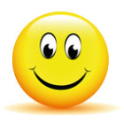 Smile faccina felice