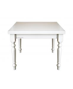 tavolo, tavolo quadrato, tavolo quadrato a libro, tavolo laccato