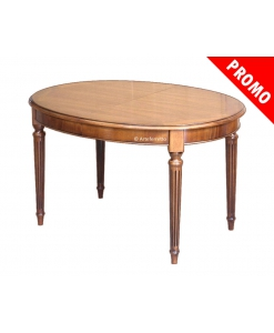 Tavolo ovale allungabile in offerta
