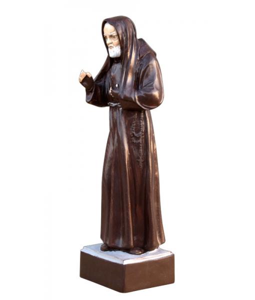 Scultura in legno di Padre Pio, Art. PPio-01