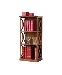 libreria stretta, libreria piccola