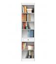 Libreria laccata con cassetto, Arteferrretto