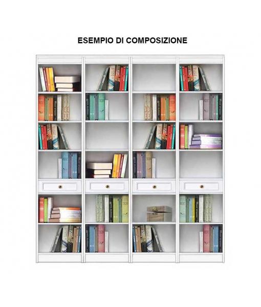 Composizione modulare da parete